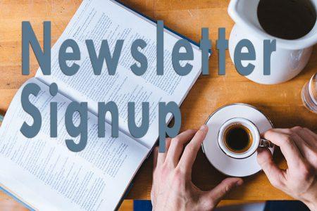 SSM Newsletter